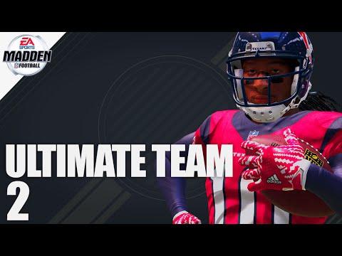 Madden 17 Ultimate Team - 5 Receiving TD's In Debut Ep.2