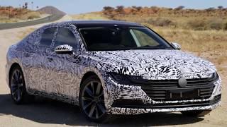 Sneakpeak  The Volkswagen Arteon