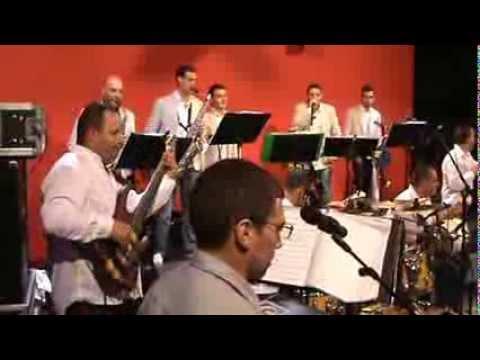 Orquesta Sabrosa La Palma ( San Andrés y Sauces ) suavemente.