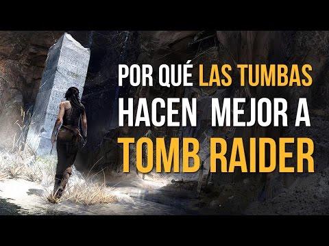 Rise of the Tomb Raider - ¿Por qué las tumbas lo hacen mejor?