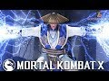 I CAN T BELIEVE I WON PLAYING THIS CHARACTER Mortal Kombat X Random Character Select mp3