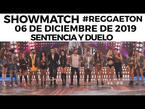 Showmatch - Programa