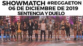 showmatch-programa-06-12-19-sentencia-y-duelo-de-reggaeton