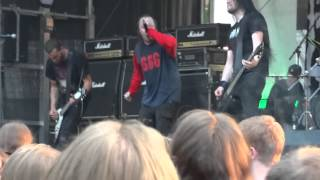 Entombed - Wolverine Blues LIVE HD (Nord Open Air 2012)