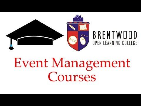 Event Management Courses Online, event management courses , event management course