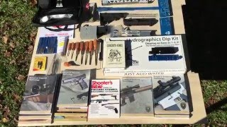 SDI Vlog #3 - Advanced Gunsmithing Course Materials - Sonoran Desert Institute