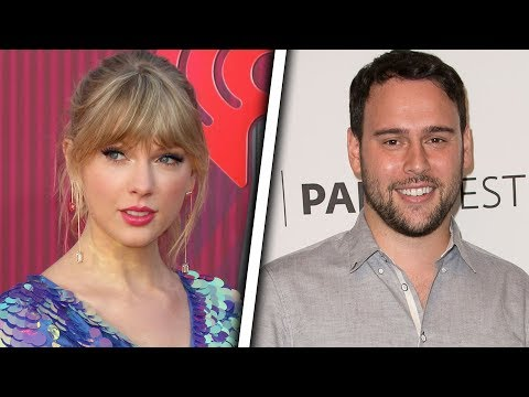 Taylor Swift SLAMS Scooter Braun For Buying Her Old Music Label
