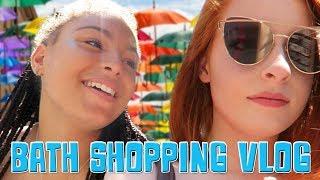 Bath Shopping Vlog,  Shopaholics in Urban Outfitters, Primark, TK Maxx | NiliPOD