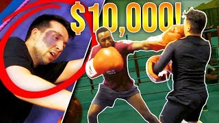Download Last Youtuber Standing Wins $10,000 (KNOCKOUT) Mp3 and Videos
