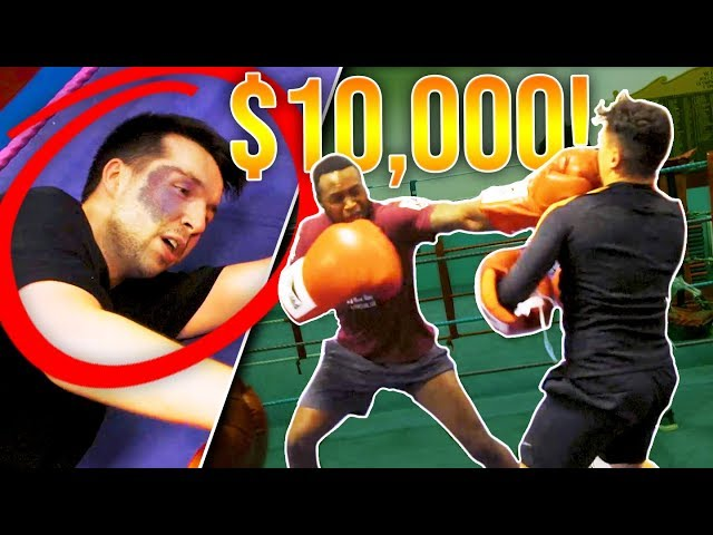 Last Youtuber Standing Wins $10,000 (KNOCKOUT)