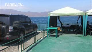 lake sevan armenia august 2015