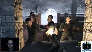 Capo Vs Titoune : Call of Duty : World at War Zombie Nacht der untoten