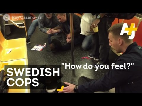 Did These Swedish Cops School The NYPD? video