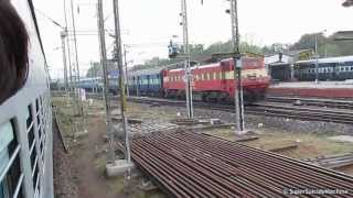 JHANSI Junction Biggest Station Of NCR Indian Railways