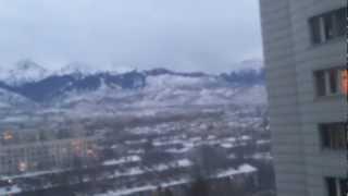 Strange sounds in Almaty(Kazakhstan) - Странные звуки в небе Алматы(В разных частях света были слышны таинственные звуки, раздающиеся с неба, которые, в некоторых случаях,..., 2012-11-27T19:07:54.000Z)