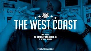 """The West Coast"" 2016 Freebeat Hard Gangsta Rap Instrumental Beat [prod. by Hunes & CineBrivido]"