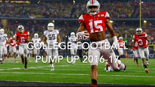 vuclip College Football Pump Up 2016-17 ||