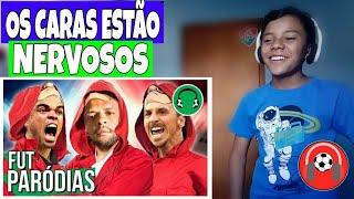 Baixar REAGINDO A ♫ SÓ QUER VRAU - Paródia de Futebol - MC MM feat DJ RD