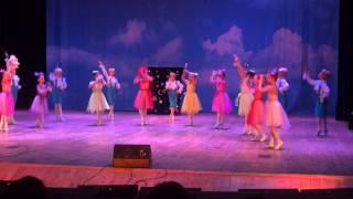 'Детский танец' из балета 'Щелкунчик' год спустя...