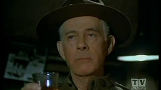 28) M*A*S*H (1980) A Harry Morgan Toast. Scripted?? but words were real. Amazing!