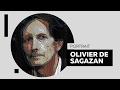 Olivier De Sagazan. Portrait #Dukascopy