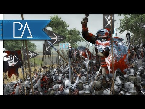 RIVER RUNS RED - Third Age Total War: Divide And Conquer Mod Gameplay