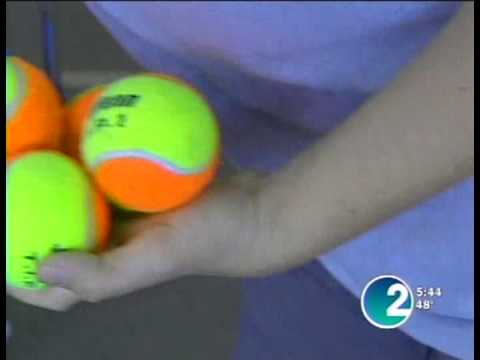 Drop Shots Tennis on Channel 2 (Business Story) - Tennis Lessons for Children