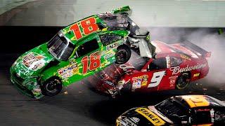 NASCAR Leader to Wrecker #1