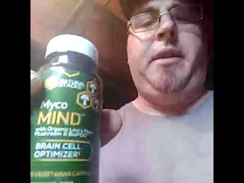 MycoMIND™ - Brain Cell Optimizer Testimonial Andrew Z