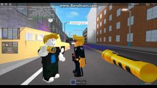 Roblox- CPER Patrol- DUI AND ASSAULT ON AN OFFICER!