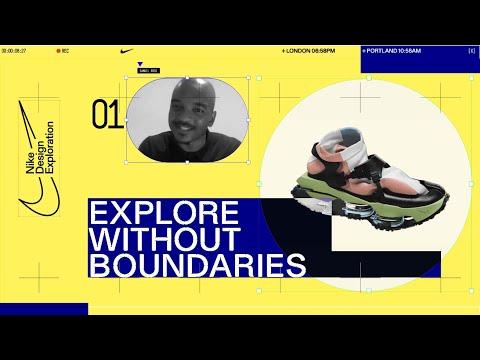 Nike Design Exploration Presents: Unafraid to Fail (E1) | Explore Without Boundaries | Nike