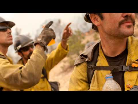 Tribute To The Granite Mountain Hot Shots