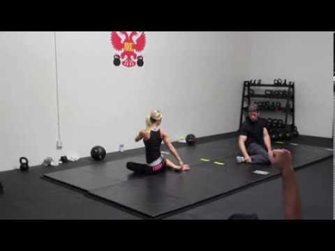 GroundFlow with Zuzana Light and Ken Froese - YouTube