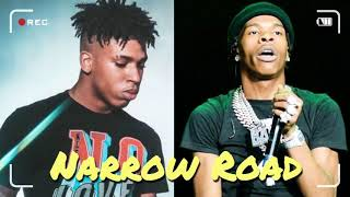 Narrow Road - NLE Choppa Feat Lil Baby (Official Audio)