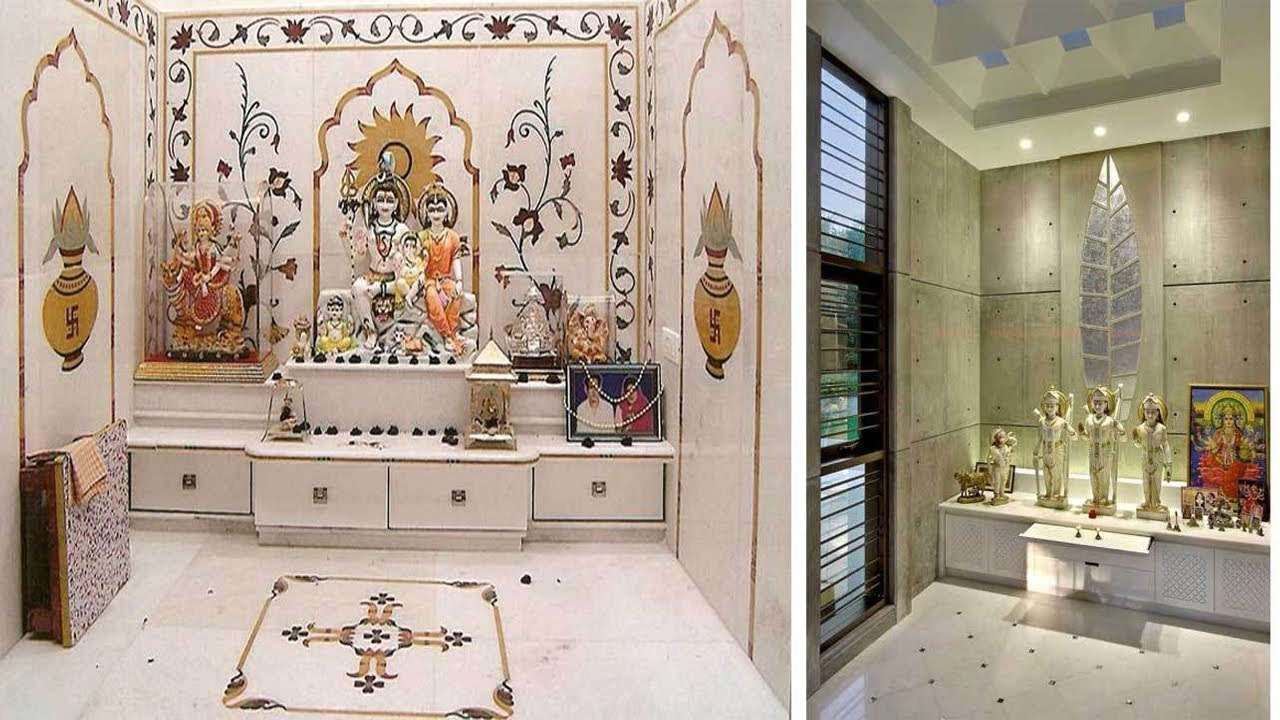Indian Pooja Room Designs Ideas