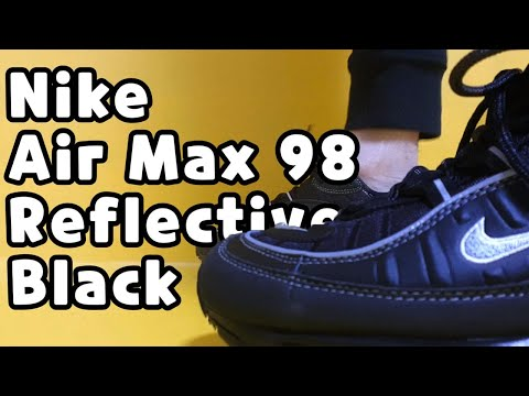 Nike Air Max 98 Anthracite Review and On Feet