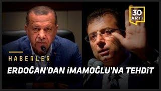 Erdoğan'dan İmamoğlu'na tehdit…Saray'da rekor harcama…Demirtaş ifade verdi…S