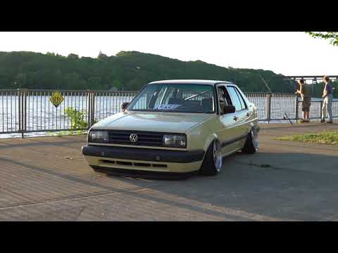 Andrew Dysards MK2 Jetta - vibe with me videography