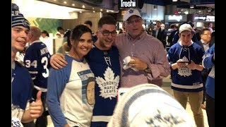 Lfr11   Round 1, Game 3   Best Night Ever   Bos 2, Tor 4