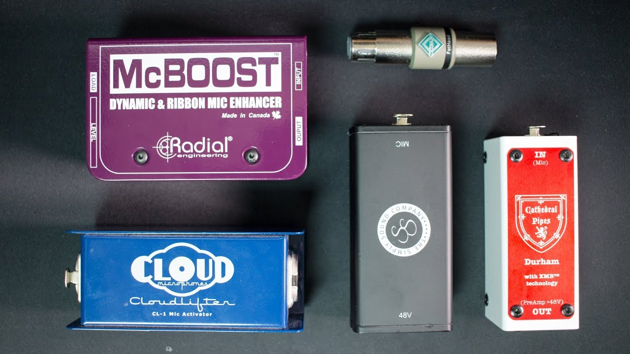 Cloudlifter vs  Fethead vs  SS1 vs  Durham vs  McBoost Comparison (Versus  Series)
