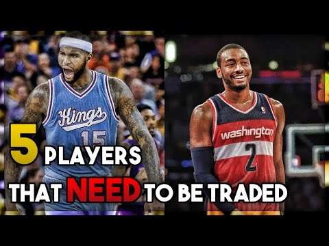 5 NBA Stars That NEED To Be Traded