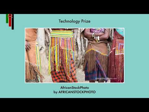 The BORN International Awards 2018 - Technology Prize: AfricanStockPhoto by Kituyi and Dicky Junior