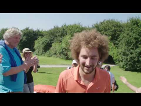 Online commercial | ING Private Banking i.s.m. Triple Double | KLM Open Beat the Pro