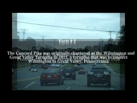 U.S. Route 202 in Delaware Top # 9 Facts