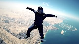 Freefalling is for EVERYONE! - Skydive Dubai
