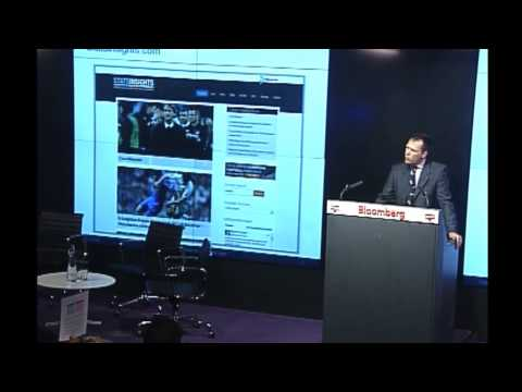 Introduction to Bloomberg Sports by Simon Miller