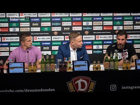 7. Spieltag | SGD - SSV | Pressekonferenz nach dem Spiel