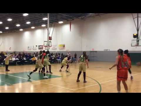 CINCINNATI ANGELS steps up for 45-22 win over RGB GOLD 6TH - Bearcat Classic