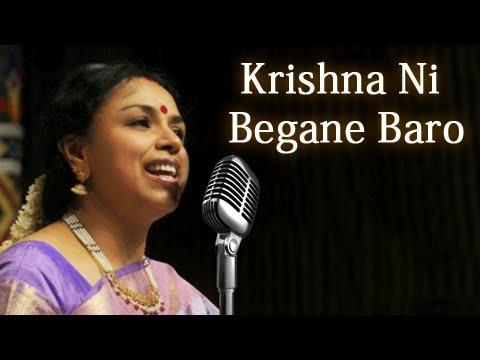 Krishna Ni Begane Baro - Sudha Raghunathan Live - Isai Ragam