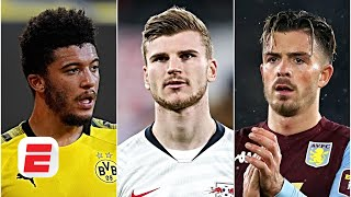 Man United's top 3 transfer targets: Can Solskjaer lure Sancho, Werner AND Grealish? | ESPN FC